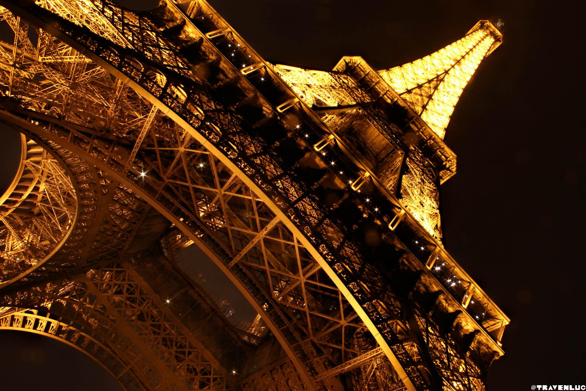 Eiffel Tower - Traven Luc