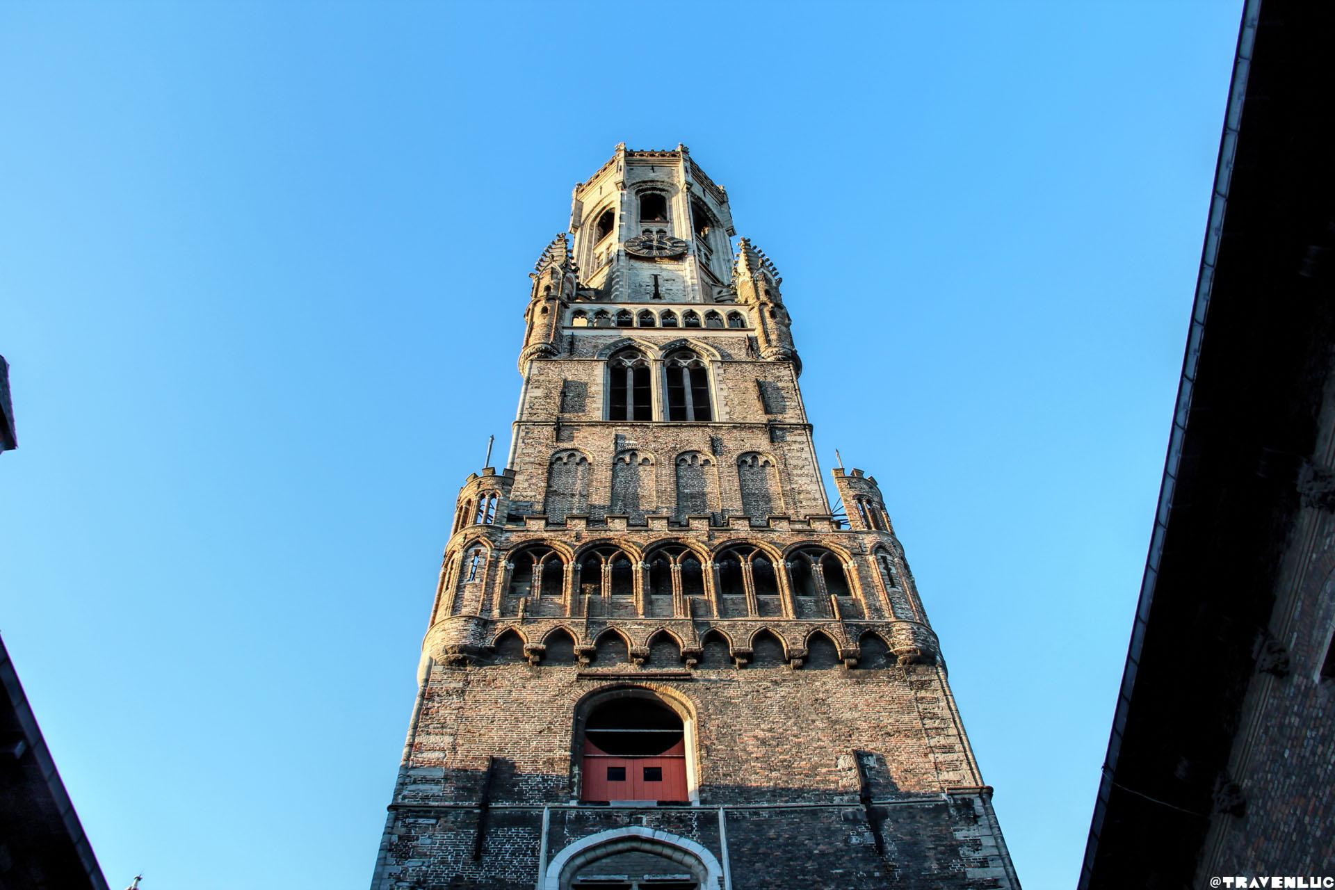 In Bruges - TRAVEN LUC