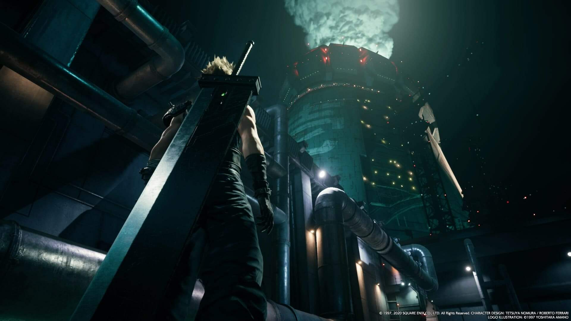Screenshots Final Fantasy VII Remake