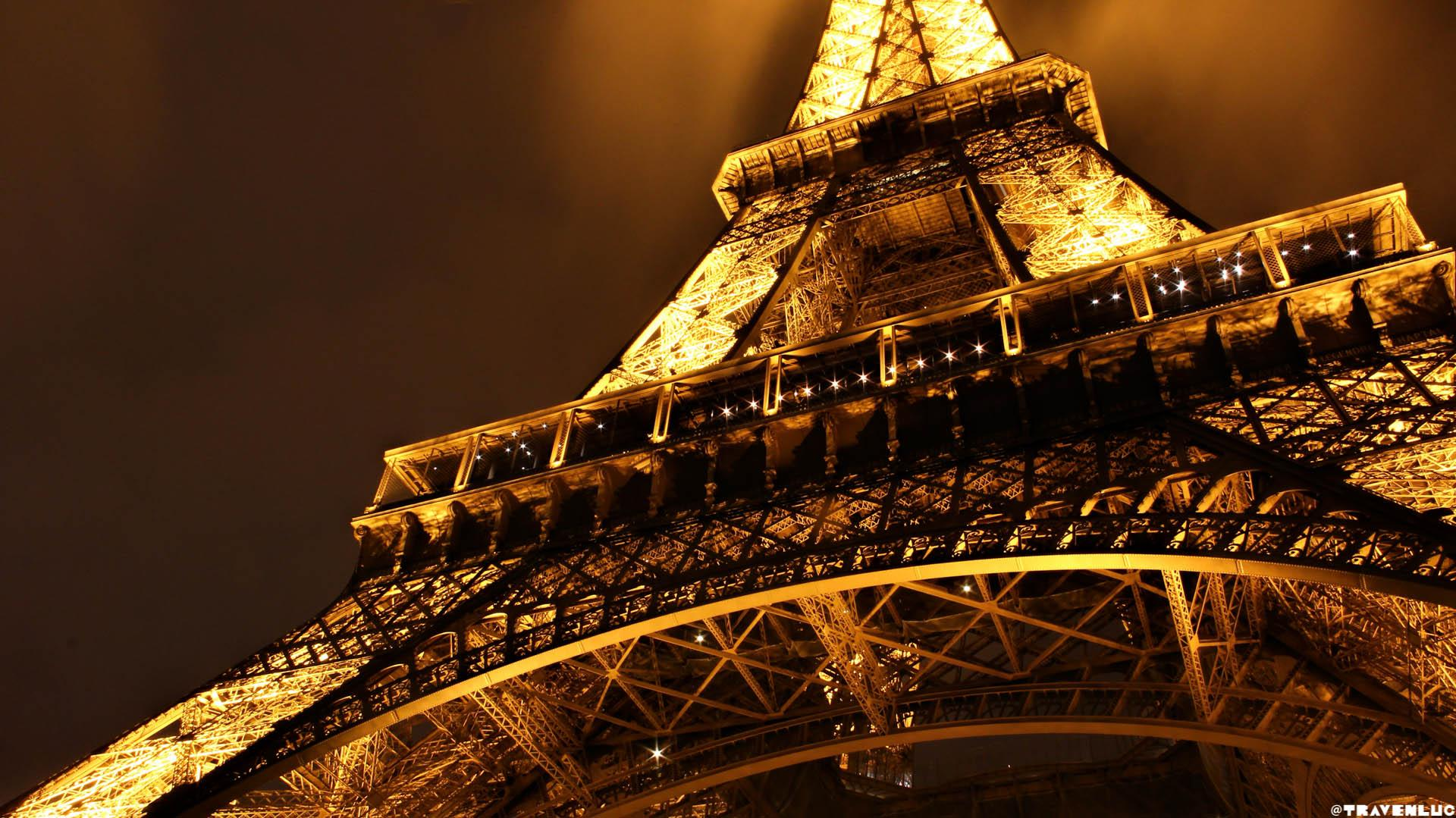 Eiffel Tower Photography - Traven Luc