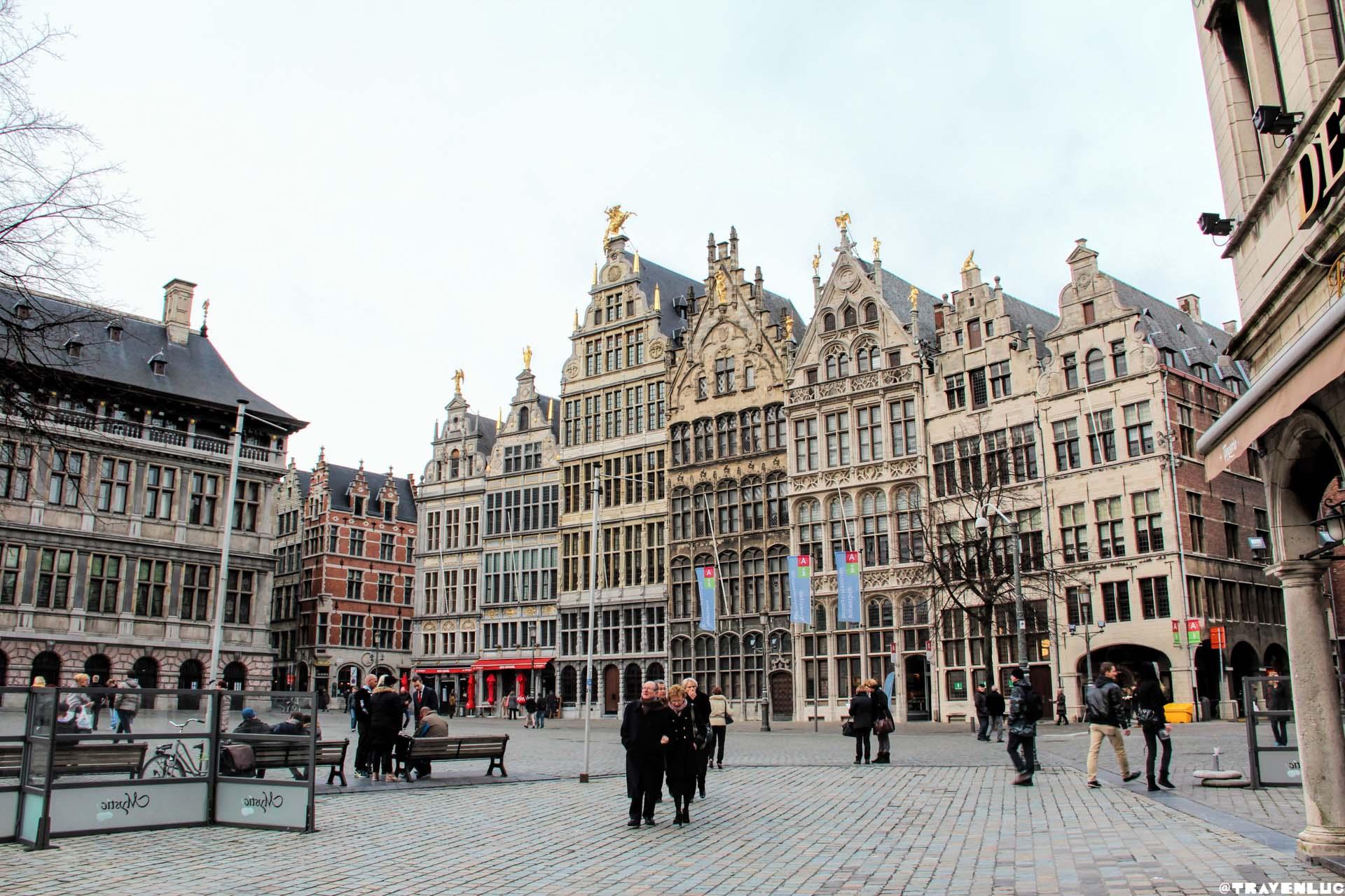 Antwerp City - Traven Luc