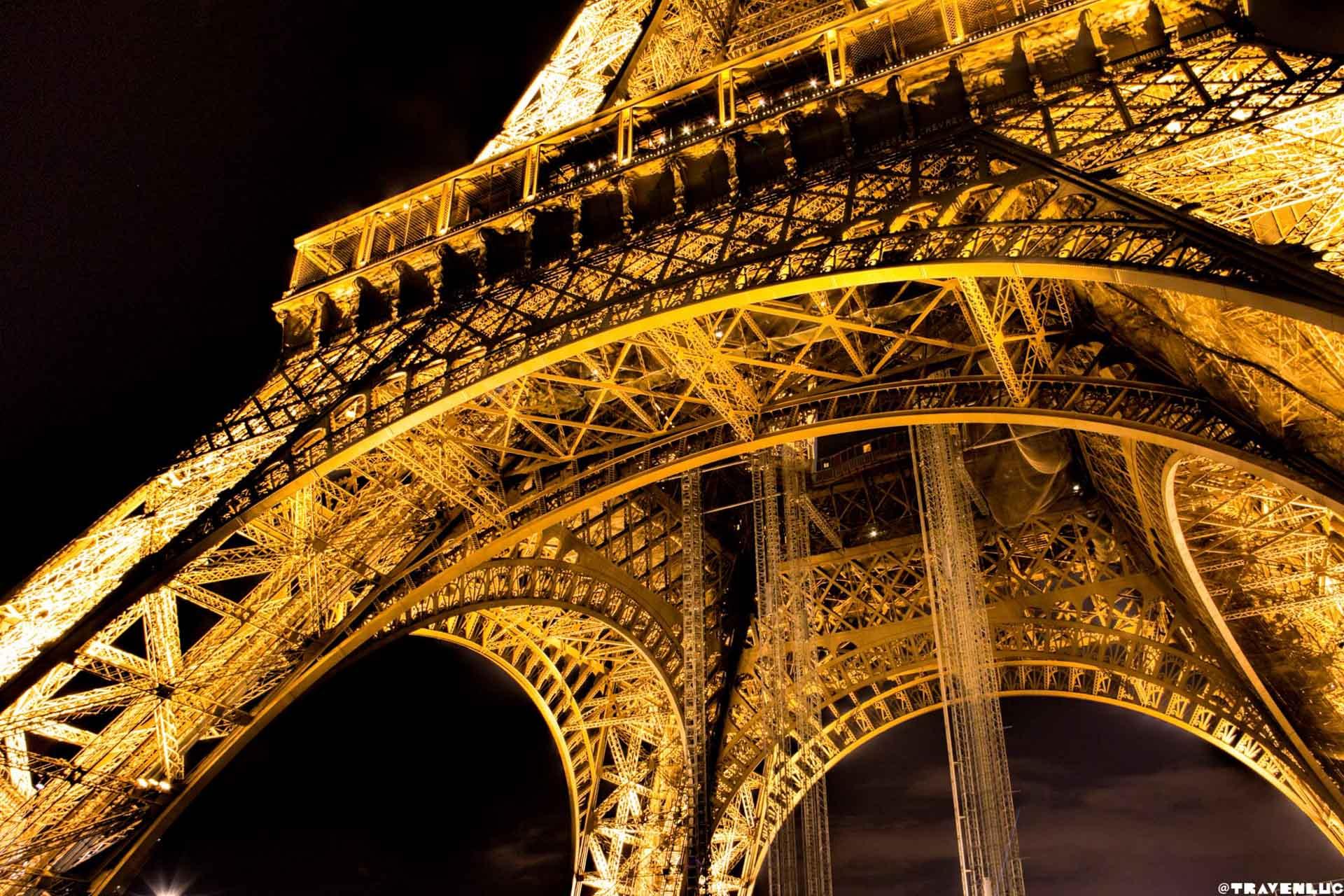 Eiffel Tower - Traven Luc