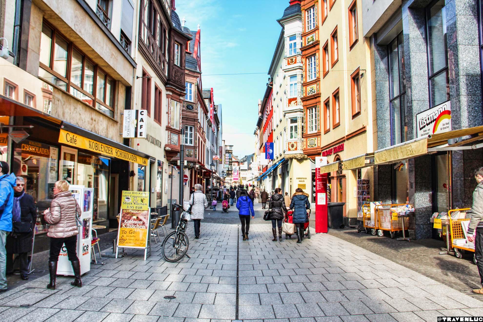 Koblenz Travel Traven Luc