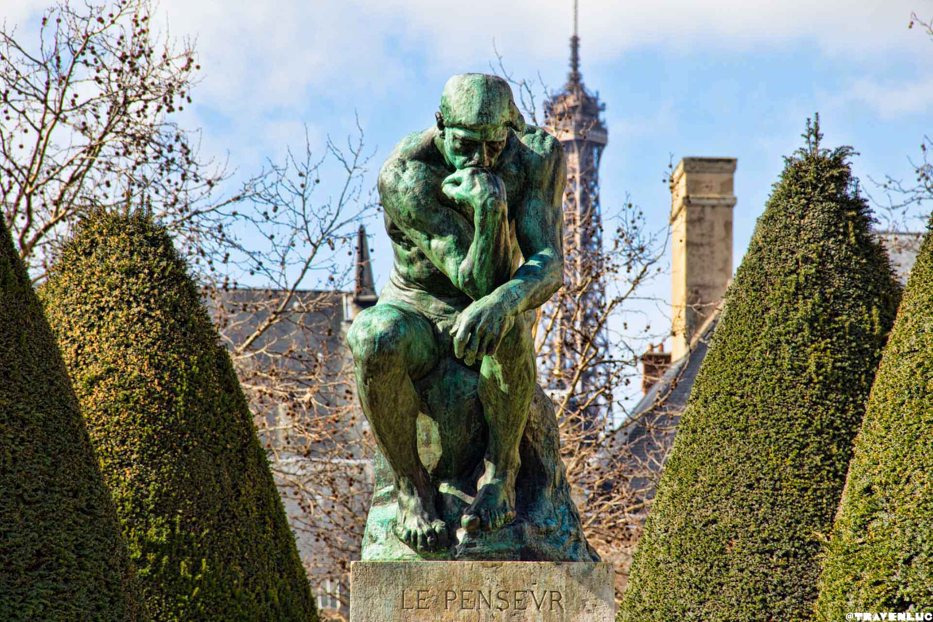 Musee Rodin - Traven Luc