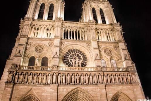Notre Dame de Paris - Traven Luc