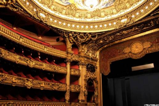 Paris Opera - Traven Luc