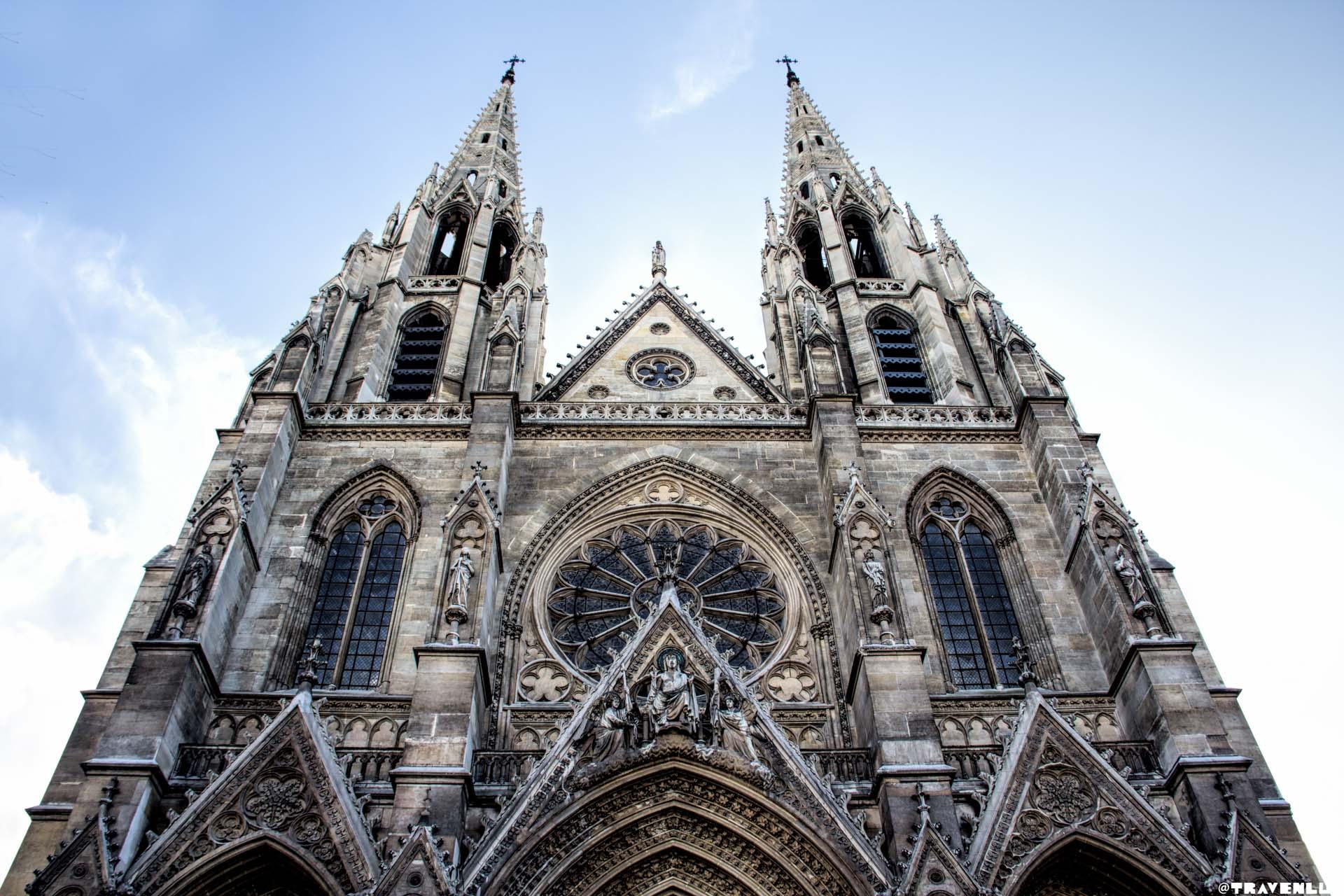 Paris Travel - Traven Luc