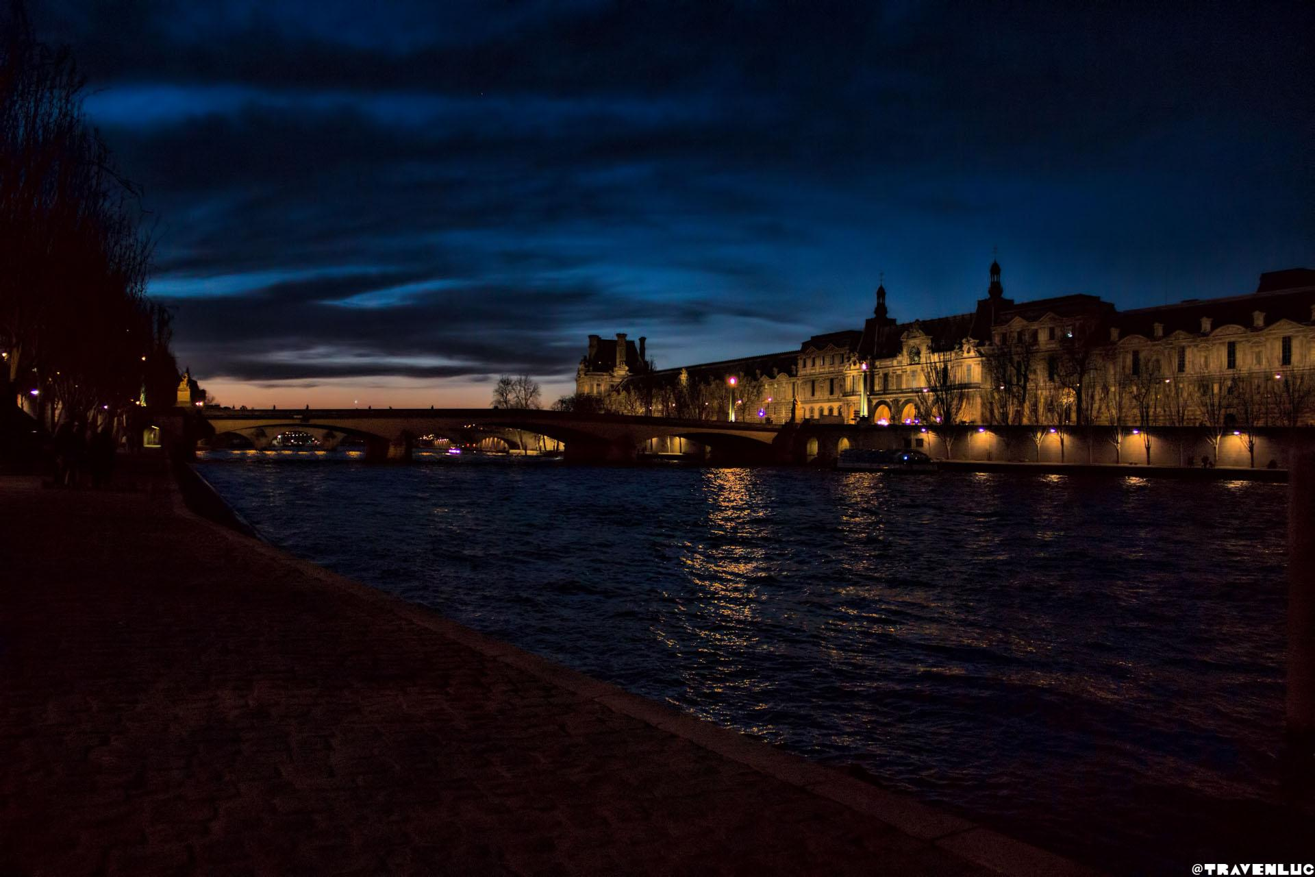 Paris by Night - Traven Luc