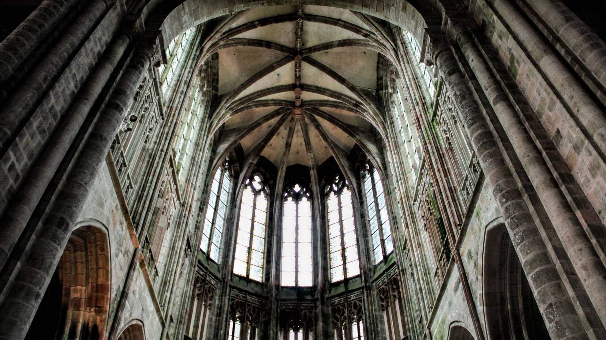Mont Saint-Michel - Traven Luc