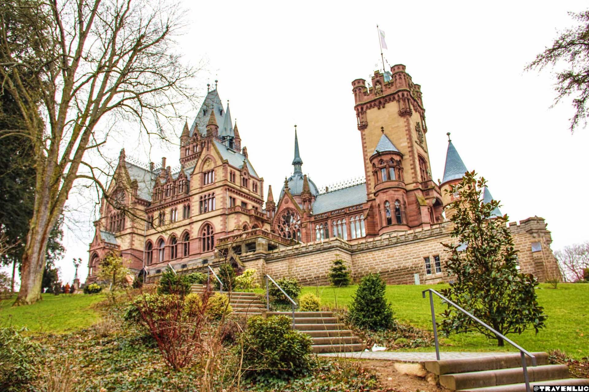Schloss Drachenburg Traven Luc