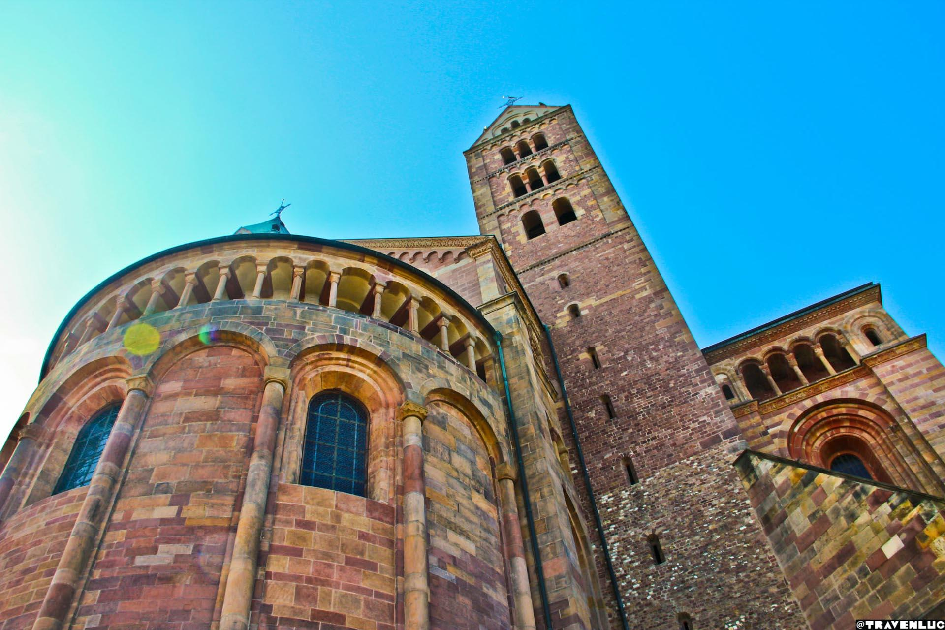 Speyer Cathedral Germany Traven Luc