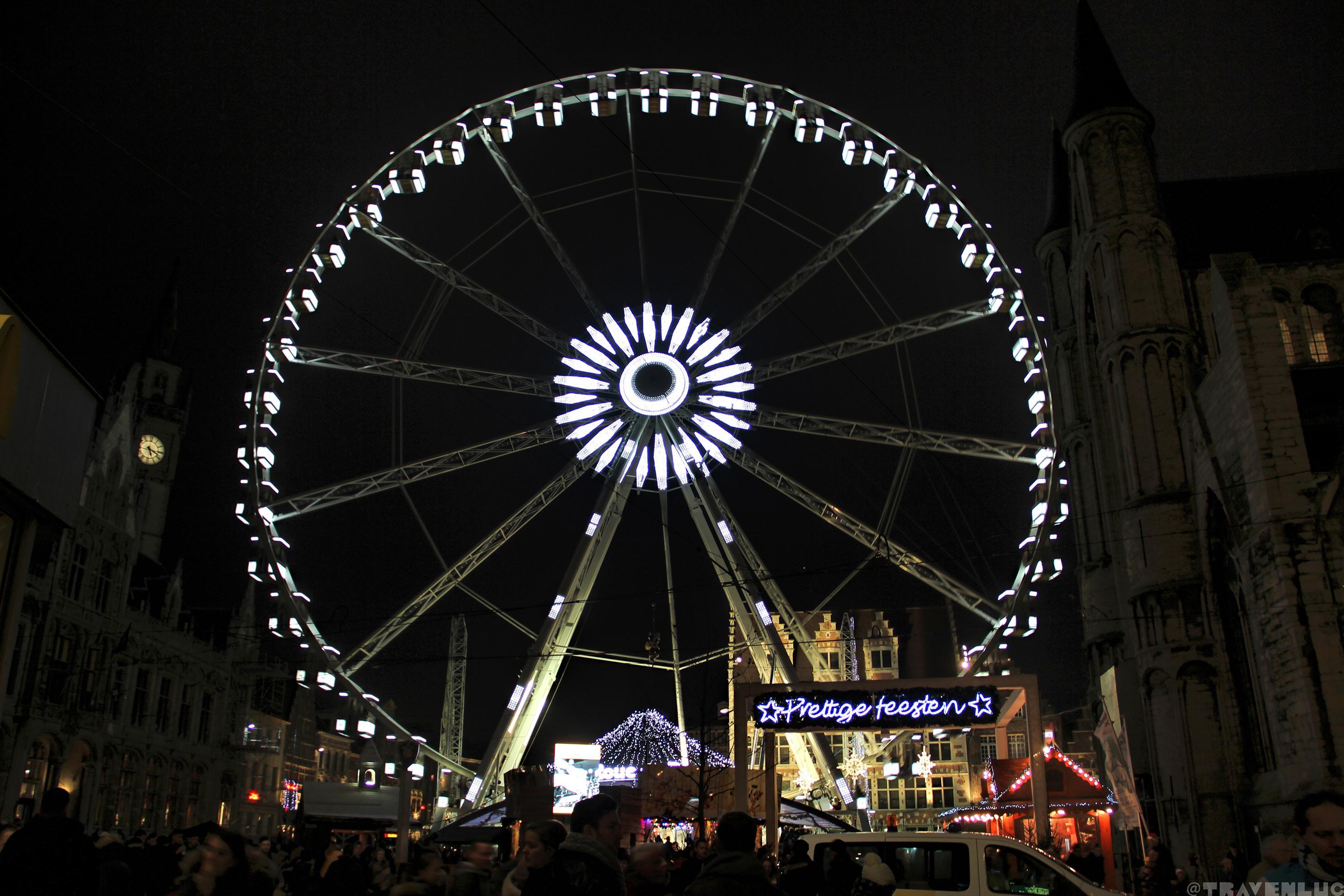 Christmas Market Ghent 2016 Traven Luc