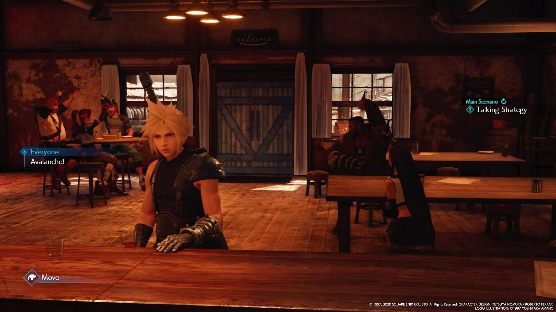 Final Fantasy VIIR